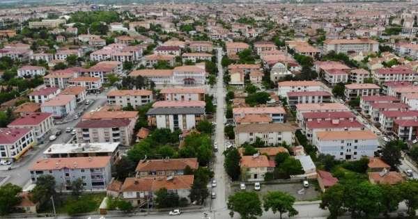 Erzincanda 2021 Mayıs ayında 141 konut satıldı