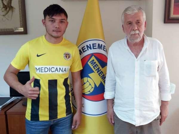 Menemenspor, Batuhan Kırdaroğlunu kiraladı