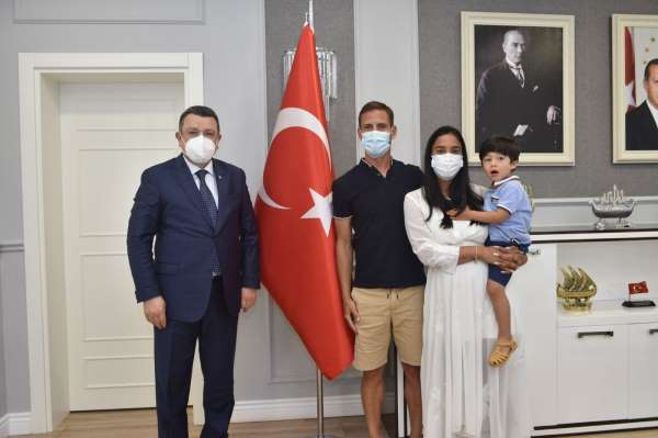 Pereira: Trabzonu unutamam, Trabzon benim ikinci vatanım
