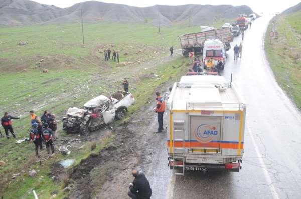 Şırnakta trafik kazaları azaldı