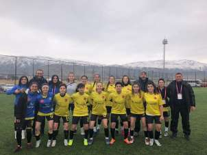 Erzincan Gençler Gücü'nde 2. Lig sevinci