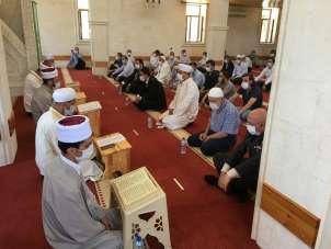 Midyat'ta 15 Temmuz şehitleri için mevlit okutuldu