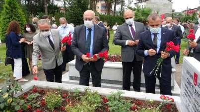 Ordu'da 15 Temmuz Demokrasi ve Milli Birlik Günü etkinlikleri