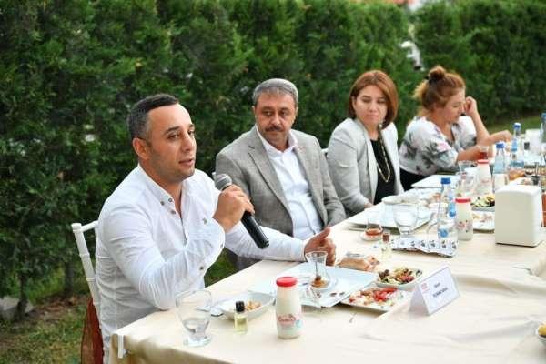 15 Temmuz Şehit aileleri ve Gaziler onuruna yemek