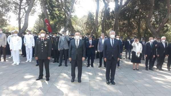 15 Temmuz şehitleri, İzmir Kadifekale Şehitliğinde anıldı