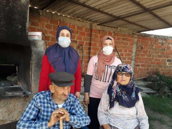 Başkan Bendeş, gazi ve şehit ailelerini ziyaret etti