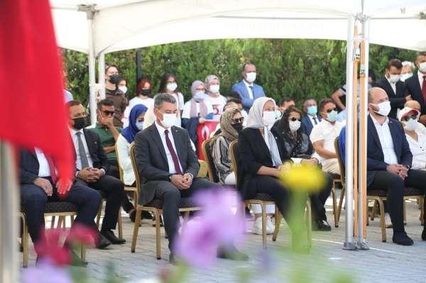 Gölbaşı Belediye Başkanı Şimşek, 15 Temmuz şehitlerini unutmadı