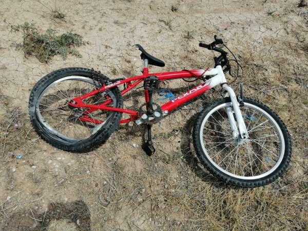 Gümüşhanede bisiklet kazası: 1 ölü