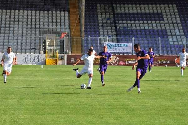 Hazırlık maçı: Bursaspor: 1 - Mariupol: 1