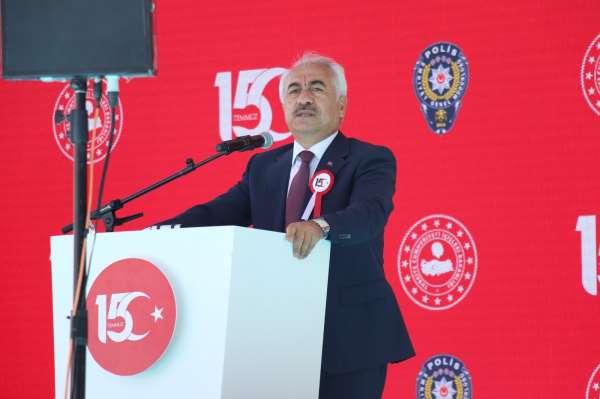 İçişleri Bakan Yardımcısı Ersoy: Yıllar süren bir hazırlığın neticesi olan saldırıyı bir gecede bertaraf etti