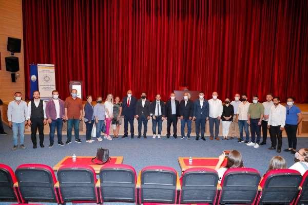 Makedonyalı öğrenciler 15 Temmuz şehit ve gazilerini andı