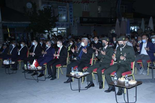 Malazgirtte 15 Temmuz Şehitlerini Anma, Demokrasi ve Milli Birlik Günü Nöbeti
