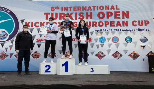 MSKÜ Sporcusu Demirayak Milli takımda