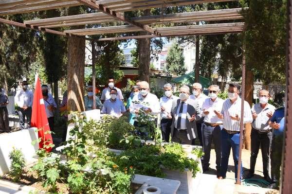 Salihlide 15 Temmuz şehitleri anıldı