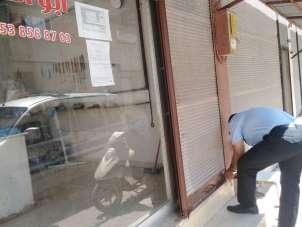 Kayıt dışı çalışan iş yerleri kapatılıyor