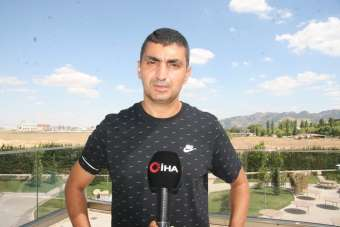 (Özel haber) Serdar Bozkurt: 'Bu sene bizim için önemli olan ligde kalmak'