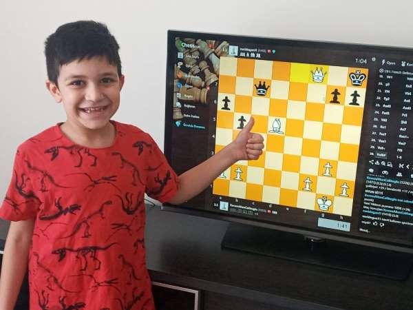 30 Ağustos Zafer Bayramı Online Satranç Turnuvası'nın kazananları belli oldu