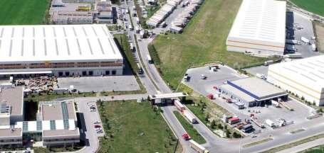 BAKKA'dan Ankara lojistik üssüne ziyaret