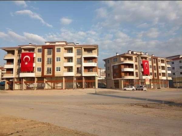 Karabük'te Ağustos ayında 480 konut satıldı