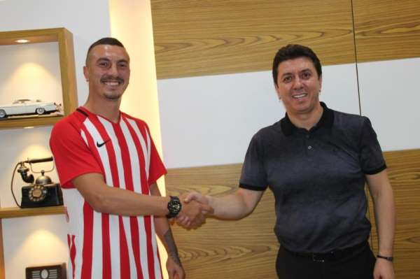 Nevşehir Belediyespor, eski futbolcusu Serdar Yazıcı ile anlaştı