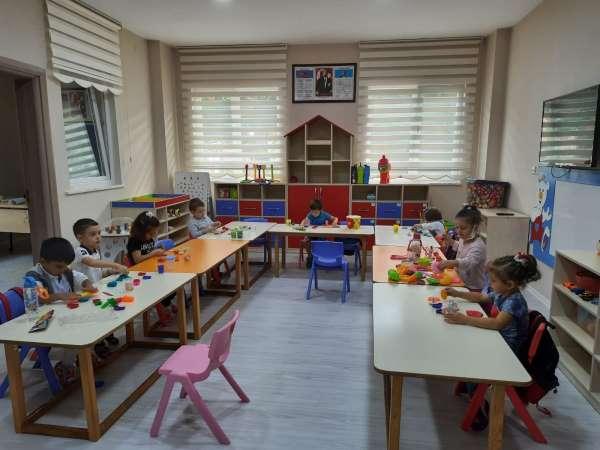 Sinopta 4-6 yaş Kuran kurslarına bir yenisi daha eklendi