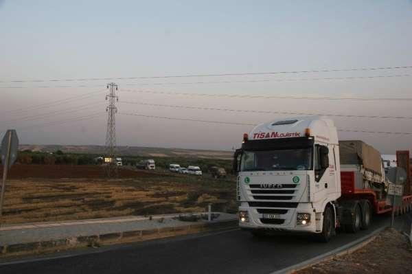 Suriye Milli Ordusu askerleri Şanlıurfa'ya gönderildi