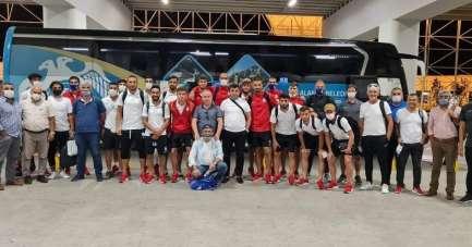Alanya Kestelspor forması giyen Cevat Kuy'un Covid-19 testi pozitif çıktı