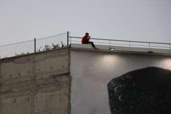 Bolu'da, sevgilisini başkasıyla gören genç intihara kalkıştı