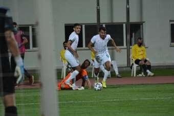 Ziraat Türkiye Kupası: Isparta 32 Spor: 3 - Kemerspor 2003: 2