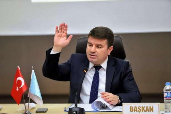 Aksaray Belediyesi 2021 yılı bütçesi belediye meclisinde kabul edildi