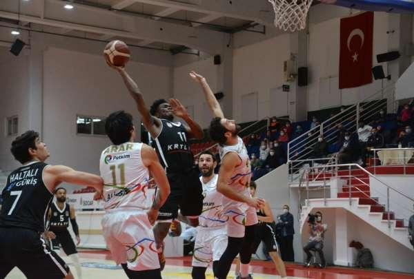 Basketbol Süper Ligi: Aliağa Petkim Spor: 82 - Beşiktaş : 72