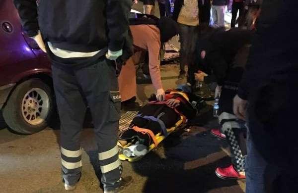 Muğla'da trafik kazası:2 yaralı