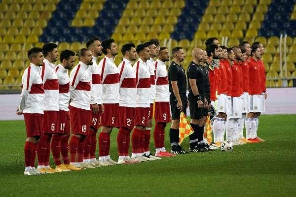 UEFA Uluslar Ligi: Türkiye: 0 - Rusya: 1 (Maç devam ediyor)
