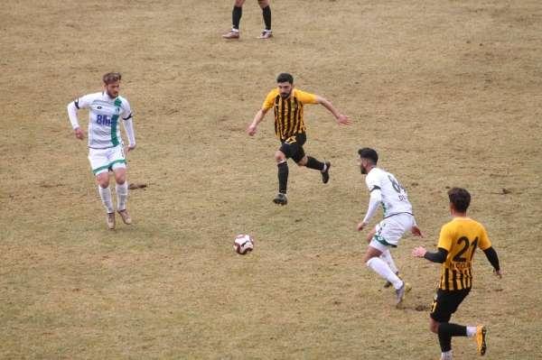 Bayburt Özel İdare Spor - Sakaryaspor: 0- 2