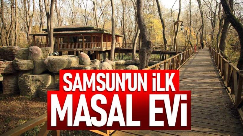 Samsun'un ilk Masal Evi