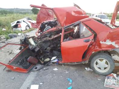 Bursa'da zincirleme kazada can pazarı: 7 yaralı