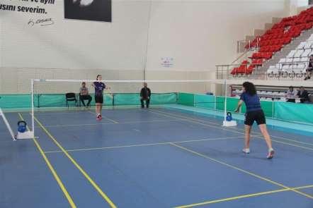 Badminton'da Şampiyonlar belli oldu