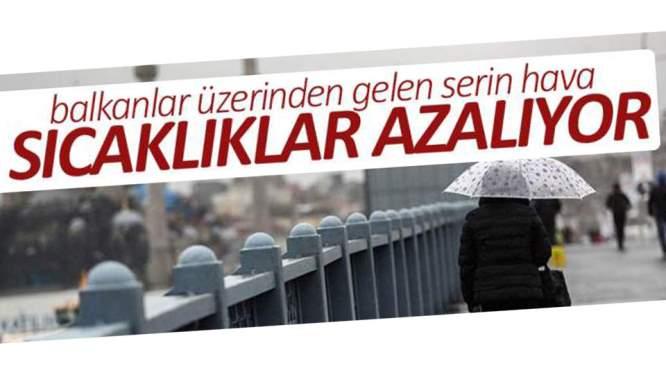 Samsun'da soğuk havalar ne kadar sürecek?