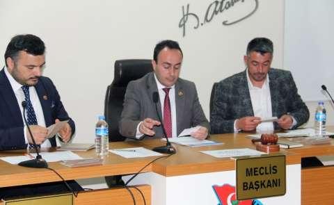 31 Mart Yerel Seçimlerinin ardından İl Genel Meclisi ilk toplantısını yaptı