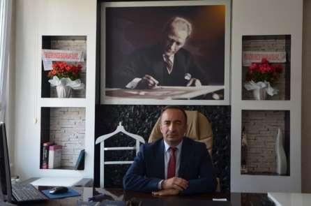 İskilip Belediye Başkanı Ali Sülük;