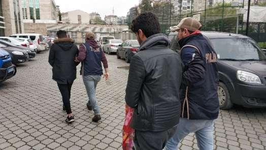 Samsun'da DEAŞ'tan 1 Iraklı tutuklandı