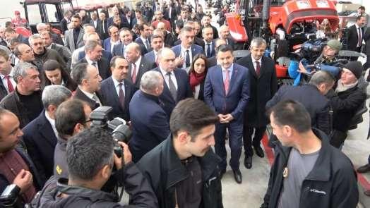 ATÜB ile Belarus Kırıkkale'de traktör fabrikası kurdu