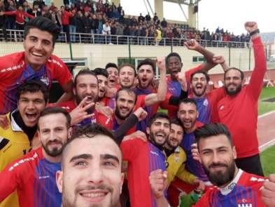 Erzincan 1. amatörde şampiyon Kemahspor oldu