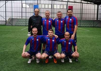 Personel futbol turnuvasında şampiyon SKS