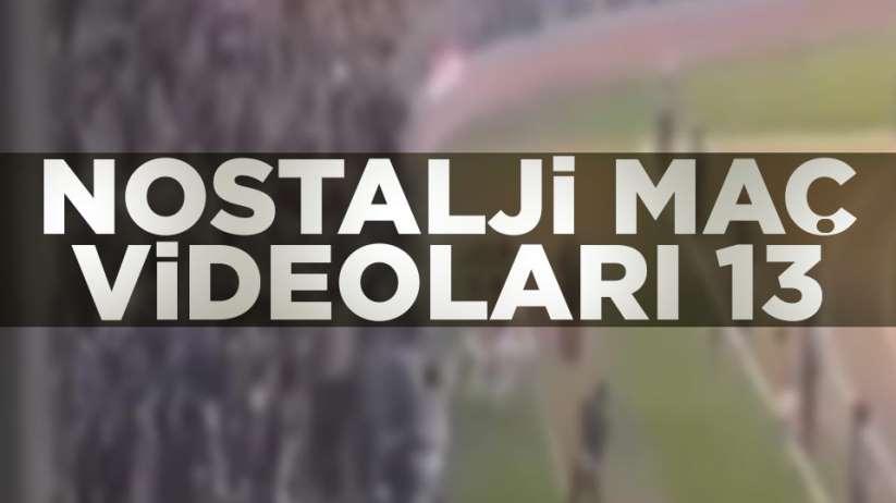 Samsunspor Nostalji Maç Videoları 13