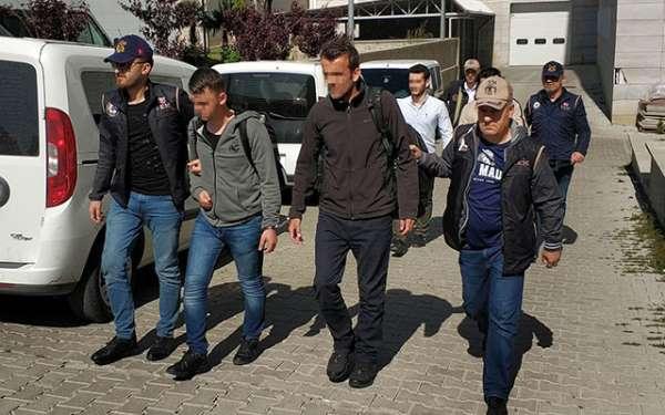 Samsun'da eski müdür gözaltında