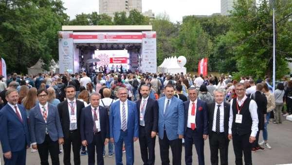 Türkiye turizmi için Moskova'da büyük buluşma
