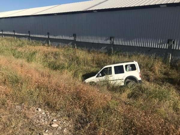 Sungurlu'da iki ayrı kaza: 1 ölü, 3 yaralı