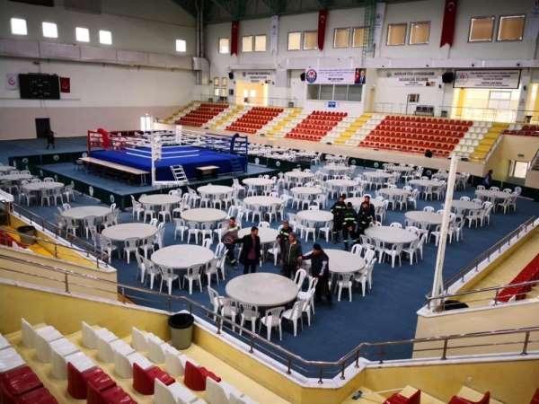 Kick Boks Şampiyonasının yeri değişti