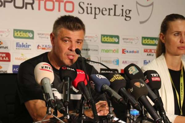 Milosevic: 'Turu geçmeyi hak ettik'